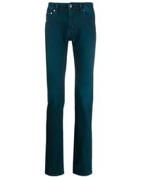 Jean bleu canard Etro