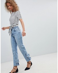 Jean bleu clair Miss Selfridge