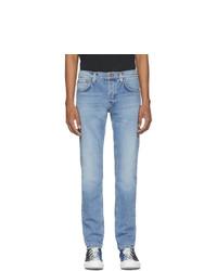 Jean bleu clair Nudie Jeans