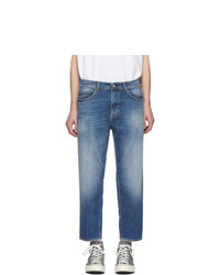 Jean bleu clair Tiger of Sweden Jeans