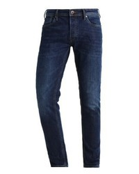 Jean bleu marine Jack & Jones