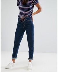 Jean bleu marine MiH Jeans