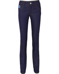 Jean bleu marine Prada