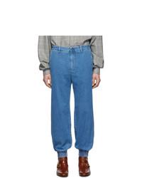 Jean bleu Gucci