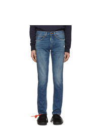 Jean bleu Off-White