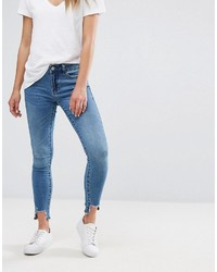 Jean bleu Only