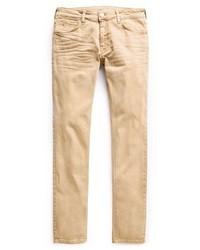 Jean brun clair