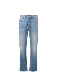 Jean déchiré bleu LEVI'S VINTAGE CLOTHING