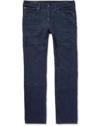 Jean en velours côtelé bleu marine Polo Ralph Lauren
