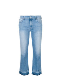Jean flare bleu clair 7 For All Mankind