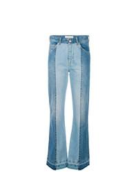 Jean flare bleu clair Golden Goose Deluxe Brand