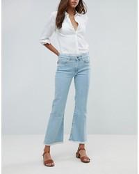 Jean flare bleu clair MiH Jeans