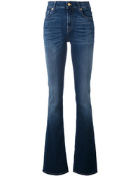 Jean flare bleu 7 For All Mankind
