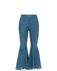 Jean flare bleu Golden Goose Deluxe Brand