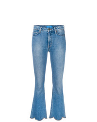 Jean flare bleu MiH Jeans