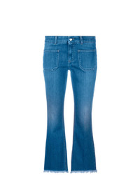 Jean flare bleu Stella McCartney
