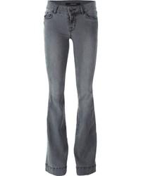Jean flare gris J Brand