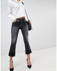 Jean flare noir 7 For All Mankind