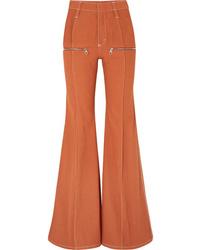 Jean flare orange Chloé