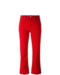 Jean flare rouge Golden Goose Deluxe Brand