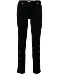 Jean noir Versace