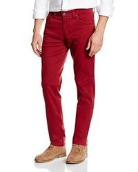 Jean rouge Brax
