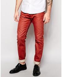 Jean rouge Diesel