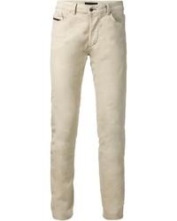 Jean skinny beige Diesel Black Gold