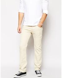 Jean skinny beige Diesel