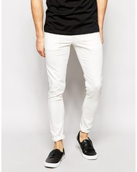 Jean skinny blanc Asos