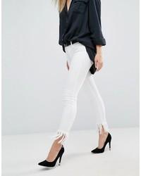 Jean skinny blanc Blank NYC