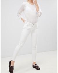 Jean skinny blanc Blend She
