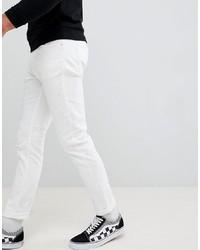 Jean skinny blanc Brooklyn Supply Co.