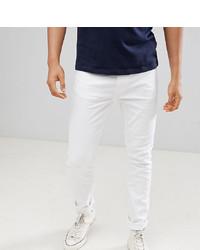Jean skinny blanc Burton Menswear
