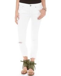 Jean skinny blanc Free People