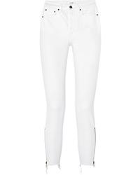 Jean skinny blanc Grlfrnd