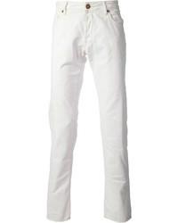 Jean skinny blanc Jacob Cohen