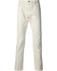 Jean skinny blanc Paul Smith