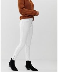 Jean skinny blanc Vero Moda