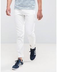 Jean skinny blanc Weekday