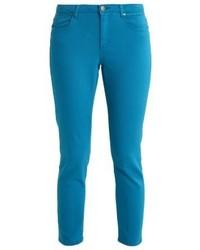 Jean skinny bleu canard Naf Naf