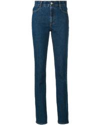 Jean skinny bleu canard Stella McCartney