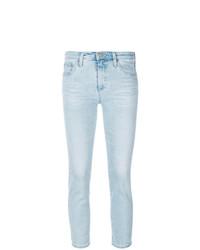 Jean skinny bleu clair AG Jeans