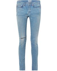 Jean skinny bleu clair Balenciaga