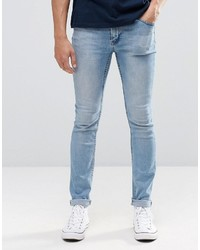 Jean skinny bleu clair Cheap Monday