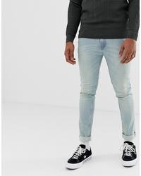 Jean skinny bleu clair Cheap Monday