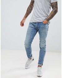 Jean skinny bleu clair Diesel
