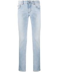 Jean skinny bleu clair Dolce & Gabbana