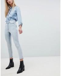 Jean skinny bleu clair Dr. Denim