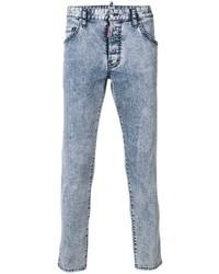Jean skinny bleu clair DSQUARED2
